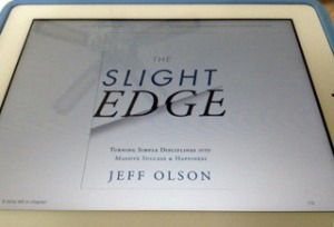 The Slight Edge ebook