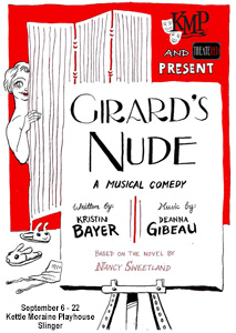 Girard's Nude at Kettle Moraine Playhouse
